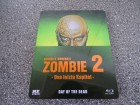 ZOMBIE 2 Day of the Dead XT Steelbook Blu Ray