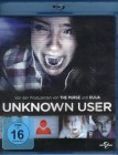 UNKNOWN USER Blu-ray - Top Brit Horror Thriller