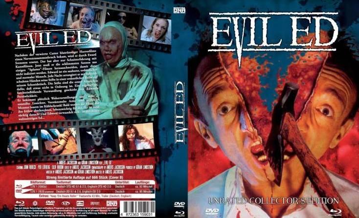 Evil Ed (Mediabook B) NEU ab 1€