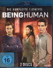 BEING HUMAN 1. Staffel - 2x Blu-ray - Horror Comedy TV
