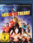 THE BIG BANG THEORY Staffel 5 - Blu-ray Kult Sitcom Serie