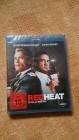 RED HEAT NEU OVP Blu-Ray Arnold Schwarzenegger