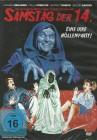 Samstag der 14. - Eine irre Höllenparty! - DVD - NEU