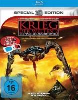 Krieg der Welten 2 (3D-Special Edition) [Blu-ray] Neuwertig