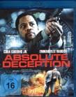 ABSOLUTE DECEPTION Blu-ray- Cuba Gooding Jr. Action Thriller
