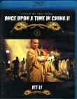 ONCE UPON A TIME IN CHINA II Blu-ray - Jet Li  2 Tsui Hark