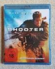 SHOOTER - Blu-ray im Bestzustand - Mark Wahlberg!