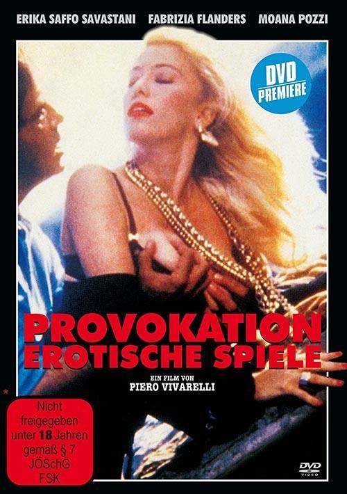 Provokation - Erotische Spiele (615526,  Erotik, NEU, Kommi