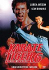 Karate Tiger 6 - Fighting Spirit - UNCUT(00112546,NEU, Kommi