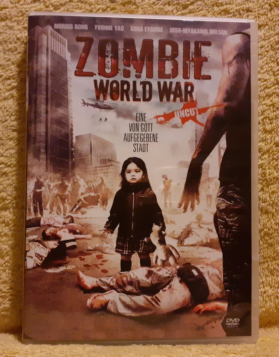 Zombie World War DVD Uncut (O)