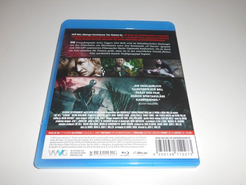 Camino Blu Ray Uncut Deutsch