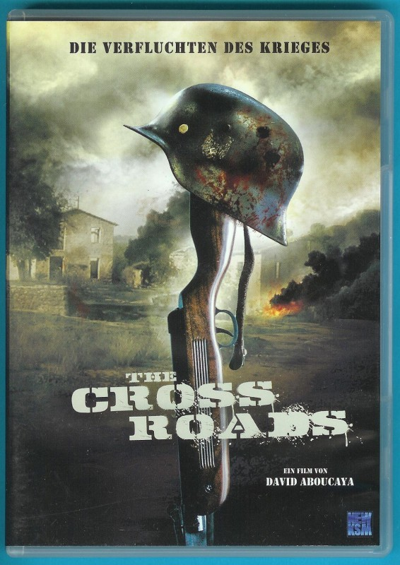 The Cross Roads - Die Verfluchten des Krieges DVD NEUWERTIG
