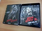 SIN CITY BLU-RAY STEELBOOK + SIN CITY 2 A DAME TO KILL FOR