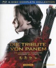 Die Tribute von Panem - 6 Disc Complete Collection (Blu-ray)