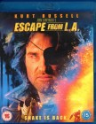 ESCAPE FROM L.A. Blu-ray- Import Klapperschlange 2 Carpenter