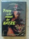 7 Tote in den Augen der Katze - DVD - Uncut