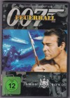 James Bond 007 Feuerball DVD
