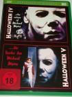 Halloween 4. und 5. Teil auf einer   DVD