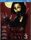 Return Of The Living Dead 3 Uncut  Limited Edition