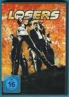 The Losers DVD Jeffrey Dean Morgan, Zoe Saldana NEUWERTIG