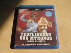Blu-ray * Die Teuflischen von Mykonos * OFDB * Uncut !!