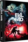 EVIL DEAD-EXTENDED CUT - D - DVD+BLU-RAY MEDIABOOK -NEU/OVP