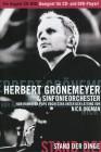 Herbert Grönemeyer - Stand der Dinge (Doppel DVD)