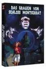 Eine Jungfrau in den Krallen von Zombies Mediabook Cover D