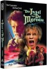DIE INSEL DES DR. MOREAU Mediabook Cover C
