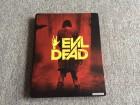 EVIL DEAD - REMAKE - BLURAY & DVD STEELBOOK - RAR & UNCUT