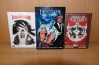 Phantasm - Das Böse - Teil 1 - 3 Uncut Buchboxen