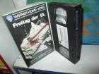 VHS - Freitag der 13. - Warner Kleines Cover