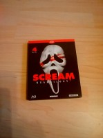 Scream Quadrilogy-Blu-ray
