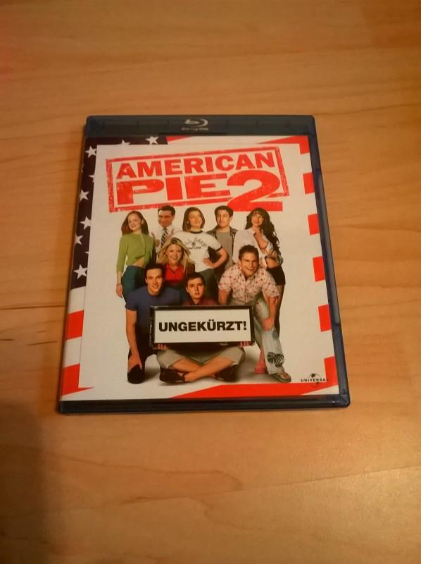American Pie 2-Blu-ray
