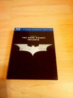 The Dark Knight Trilogy-Blu-ray