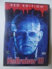 Hellraiser 3 Red Edititon