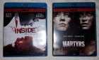 Martyrs & Inside (Uncut) (Blu-Ray)