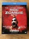 The limited uncut Rob Zombie Box - Blu-ray - UNCUT - wie NEU