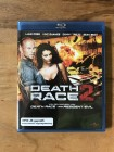 Death Race 2 - Blu-ray - UNCUT - wie NEU