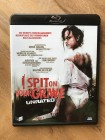 I Spit on Your Grave 3 - Unrated - Blu-ray - UNCUT - wie NEU