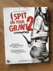 I Spit on Your Grave 2 - Unrated  Blu-ray - UNCUT - wie NEU