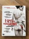 I Spit on Your Grave - Unrated  - Blu-ray - UNCUT - wie NEU