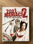 2001 Maniacs 2 - unrated - Blu-ray - UNCUT - wie NEU