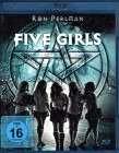 FIVE GIRLS Blu-ray - Dämonen Mystery Horror Ron Perlman 5IVE