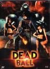 DEADBALL Blu-ray Mediabook limitiert Asia Sport Splatter Fun