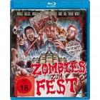 Zombies at Christmas - UNCUT BLU RAY NEU + OVP