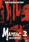 Maniac 3 - Eyes of a Stranger - UNCUT DVD NEU+OVP