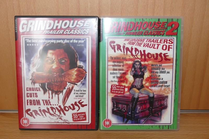 Grindhouse Trailer Classics Vol. 1 und 2
