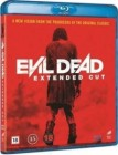 Evil Dead - Extended Cut (Blu-Ray) - Uncut - Import - OVP