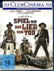 SPIEL MIR DAS LIED VOM TOD Blu-ray - der Klassiker S.Leone
